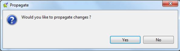 propogate changes