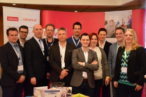 iAdvise consultant at APEX World 2015